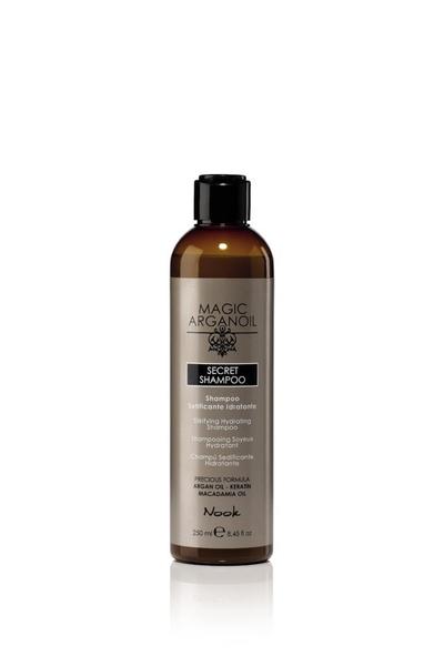 Nook - Nook Magic Argan Oil Gizemli Besleyici Nemlendirici Şampuan 250 ml