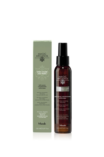 Nook - Nook Magic Argan Oil Hacimlendirici Süt Spreyi 150 ml