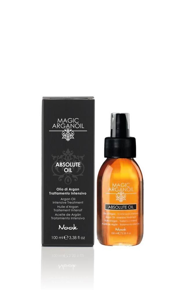 Nook Magic Argan Oil Saf Bakım Yağı 100 ml