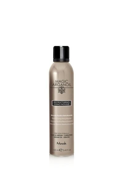 Nook - Nook Magic Argan Oil Yapılandırıcı ve Sabitleyici Köpük 250 ml