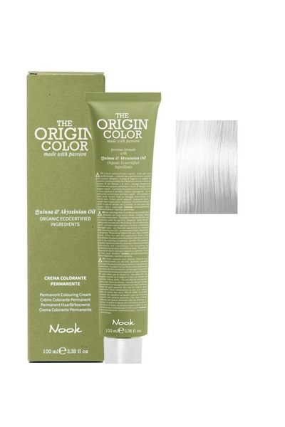 Nook - Nook The Origin Color Saç Boyası 000 Açıcı Booster 100 ml