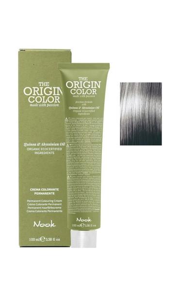 Nook - Nook The Origin Color Saç Boyası 10.11 Kumral Platin Yoğun Küllü 100 ml