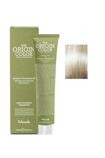 Nook - Nook The Origin Color Saç Boyası 11.0 Ekstra Platin Sarı 100 ml