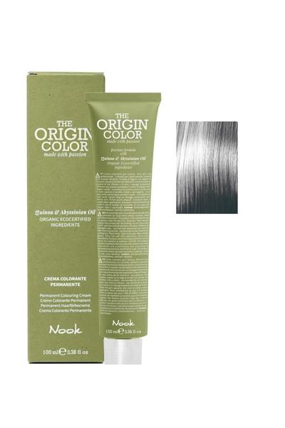 Nook - Nook The Origin Color Saç Boyası 11.11 Kumral Platin Açık Yoğun Küllü 100 ml