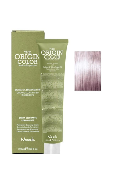 Nook - Nook The Origin Color Saç Boyası 12.9 Süper Açıcı İnci 100 ml