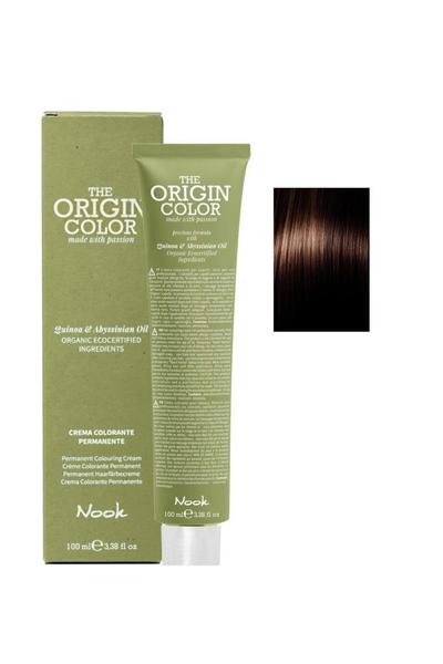 Nook - Nook The Origin Color Saç Boyası 4.71 Kestane Kahve İrize 100 ml