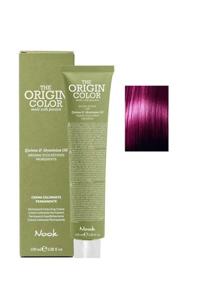 Nook - Nook The Origin Color Saç Boyası 7.26 Kumral Kızıl Viyole 100 ml