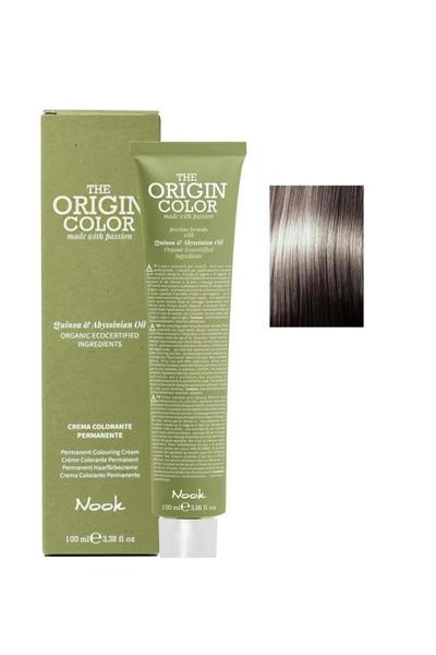 Nook - Nook The Origin Color Saç Boyası 9.1 Çok Açık Kumral Küllü 100 ml