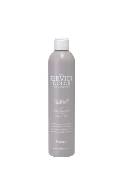 Nook - Nook The Service Color No Yellow Silver Şampuan 300 ml