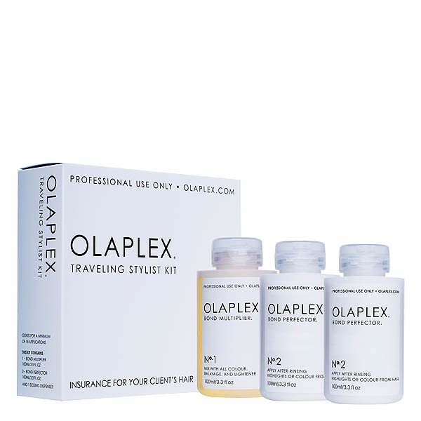 Olaplex - Olaplex Traveling Stylist Kit - No.1 & No.2 100ml