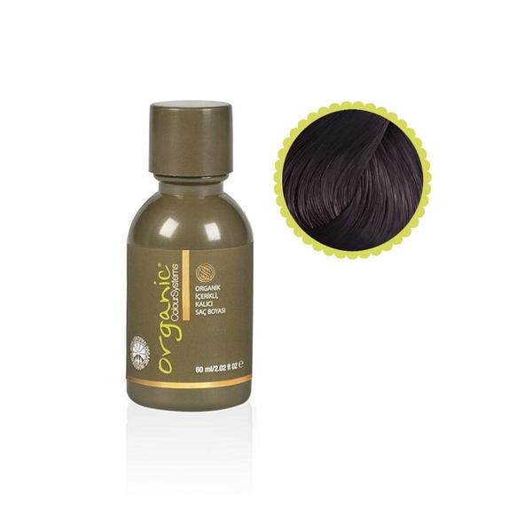 Organic - Organic Colour Systems 1 Siyah
