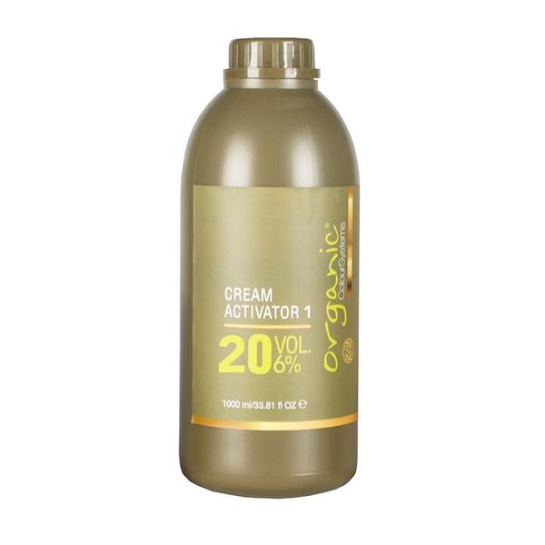 Organic - Organic Colour Systems 20 Vol Aktivatör Oksidan %6 No:1 1000ml