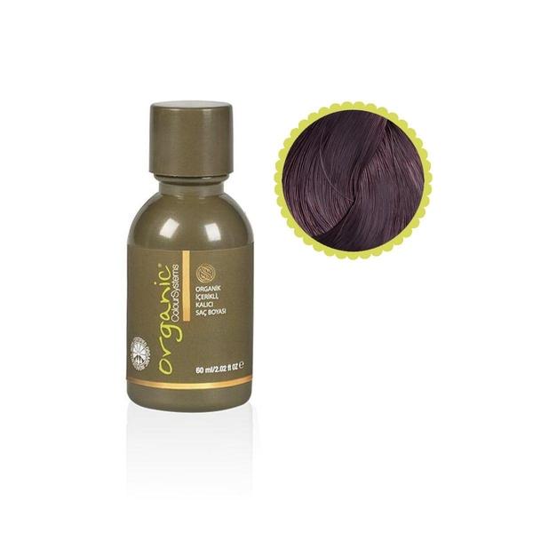Organic - Organic Colour Systems 4MH Orta Maun Kahve