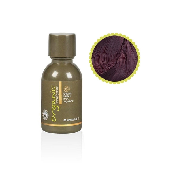 Organic - Organic Colour Systems 5MH Açık Maun Kahve