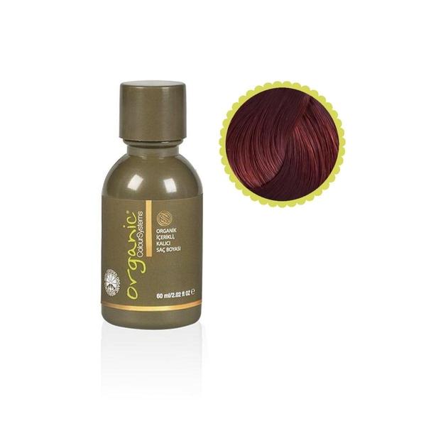 Organic - Organic Colour Systems 6BC Koyu Parlak Bakır