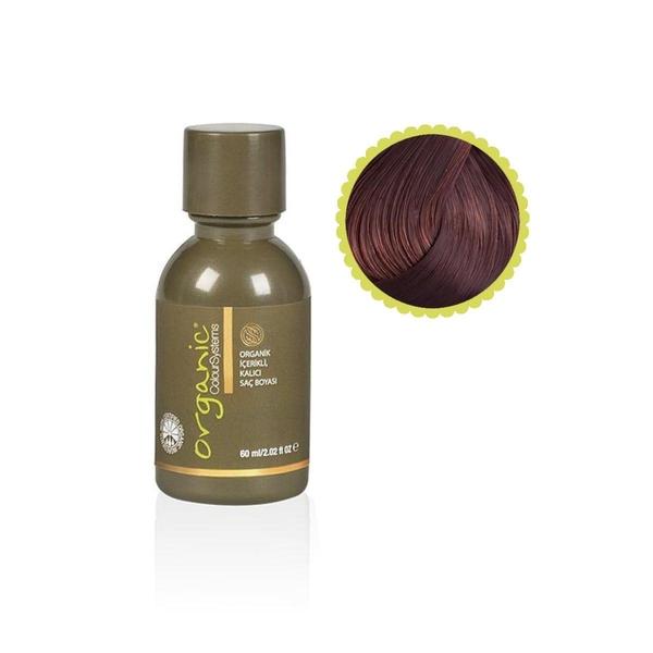 Organic - Organic Colour Systems 6TO Orta Karamel Sarı