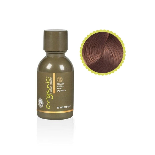 Organic - Organic Colour Systems 8GD Açık Altın Sarı