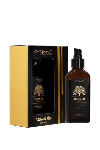 Organic - Organic Colour Systems Argan Yağlı Saç Bakım Serumu 100 ml