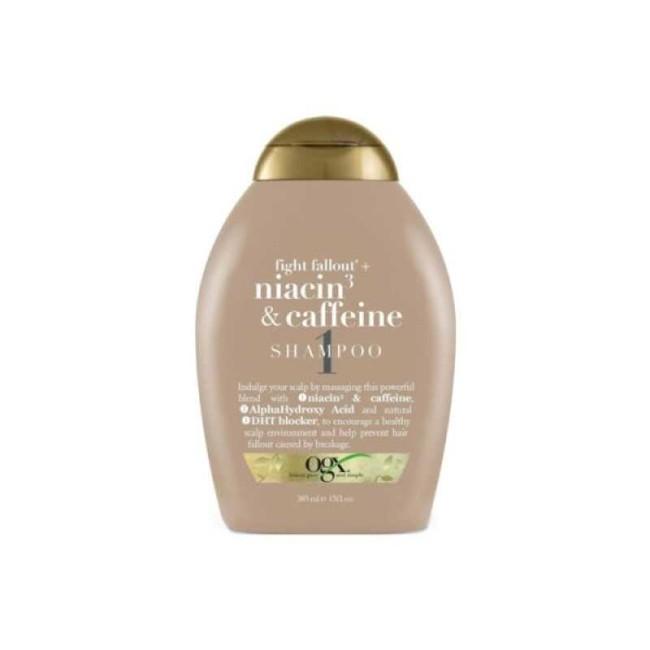 - Organix Niacin3 & Caffeine Dökülme Önleyici Şampuan 385ml