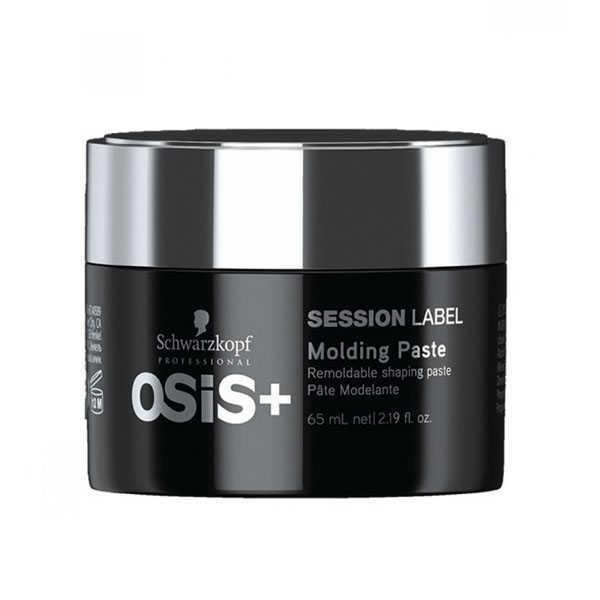 Schwarzkopf - OSIS+ Session Label Molding Paste Doğal Mat Şekillendirici 65 ml