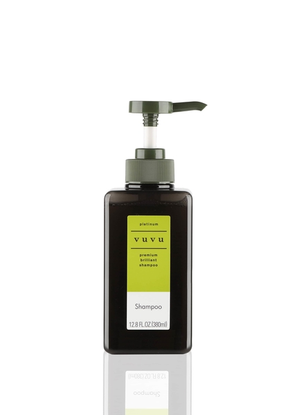 Platinum Vuvu - Platinum Vuvu Premium Brilliant Saç Bakım Şampuanı 380 ml