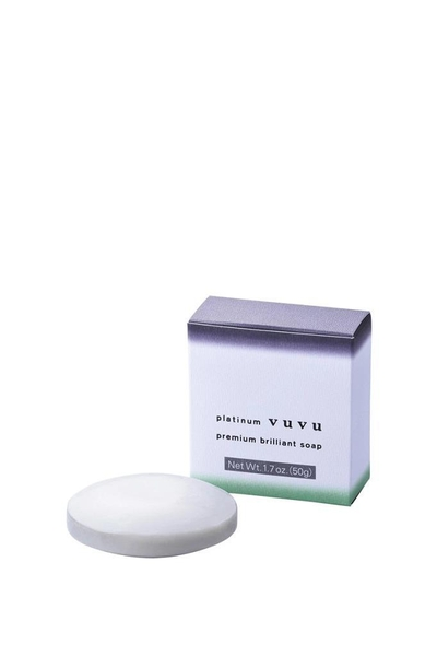 Platinum Vuvu - Platinum Vuvu Premium Brilliant Yüz Sabunu 50 g