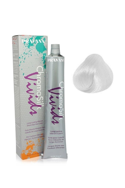 Pravana - Pravana Chroma Silk Vivids Clear 90 ml