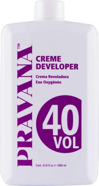 Pravana - Pravana ChromaSilk Krem Oksidan 40 Volume 1000 ml