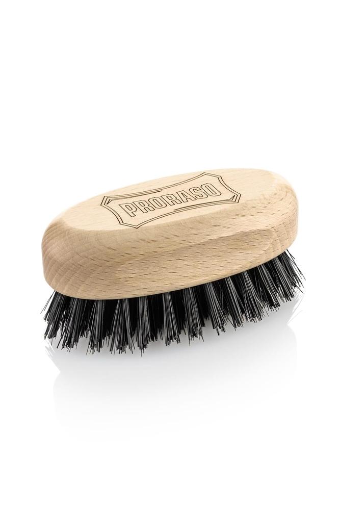 Proraso Ahşap Saç Sakal Fırçası Küçük