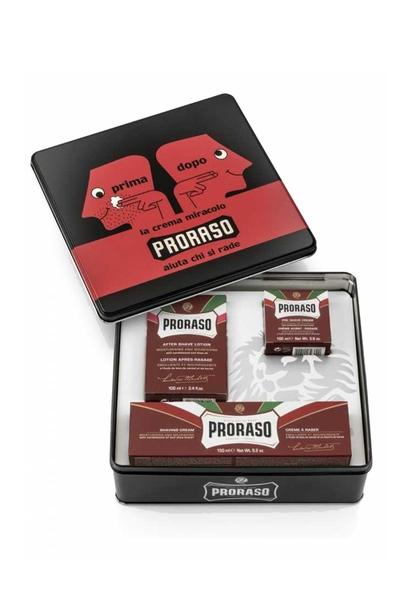Proraso - Proraso Primadopo Yenileyici Vintage Tıraş Seti