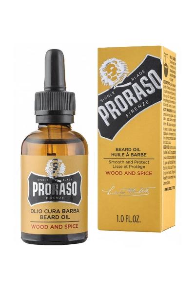 Proraso - Proraso Sakal Bakım Yağı Wood & Spice 30 ml