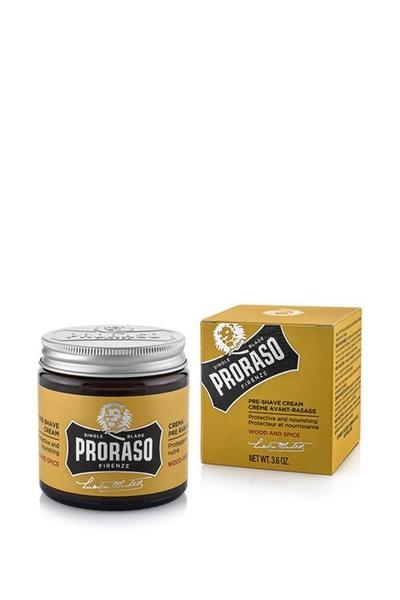 Proraso - Proraso Tıraş Öncesi Krem Wood & Spice 100 ml
