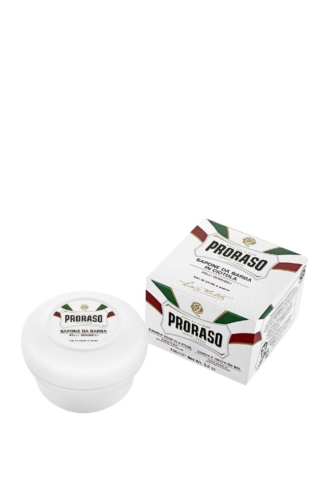 Proraso Tıraş Sabunu Yeşil Çay & Yulaf 150 ml