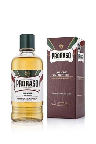 Proraso - Proraso Tıraş Sonrası Losyon Sandal Ağacı & Shea Yağı 400 ml