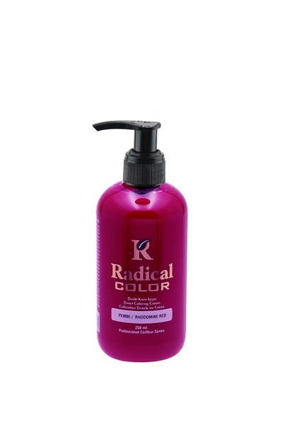Radical Color - Radical Color Direkt Krem Boya Pembe 250 ml