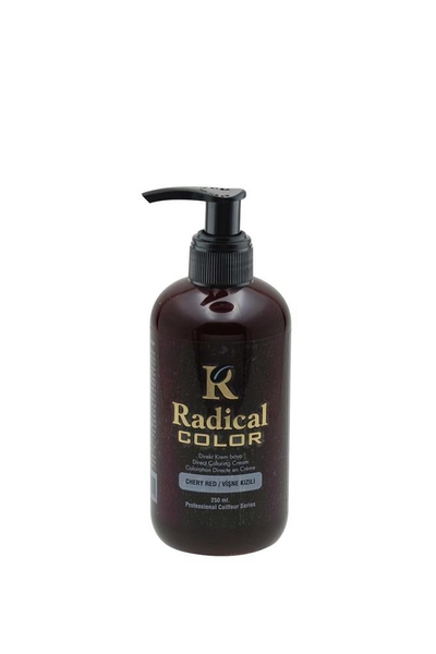 Radical Color - Radical Color Direkt Krem Boya Vişne Kızılı 250 ml