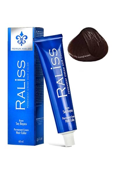 Raliss - Raliss 5,41 Açık Kestane Sıcak Kahve