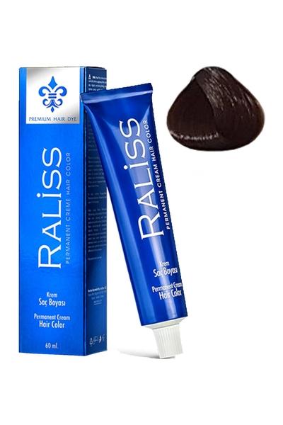 Raliss - Raliss 6,41 Koyu Kumral Sıcak Kahve