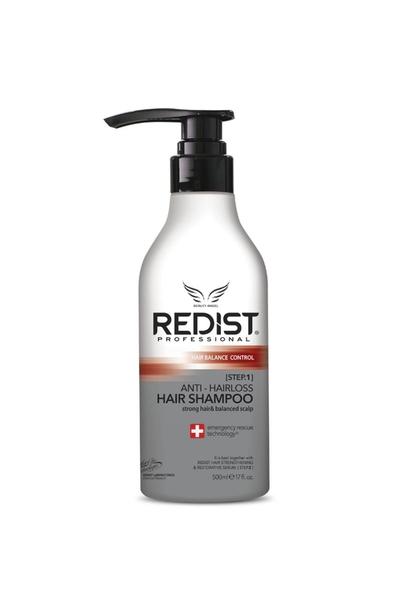 Redist - Redist Anti-Hairloss Dökülme Karşıtı Şampuan Step 1 500 ml