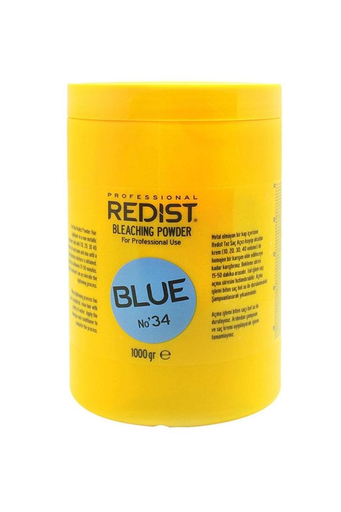 Redist Mavi Toz Açıcı 1000 gr
