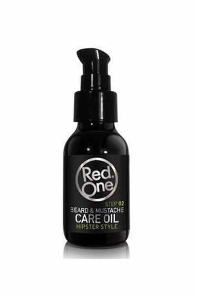RedOne - RedOne Hipster Style Sakal Bıyık Bakım Yağı 50 ml