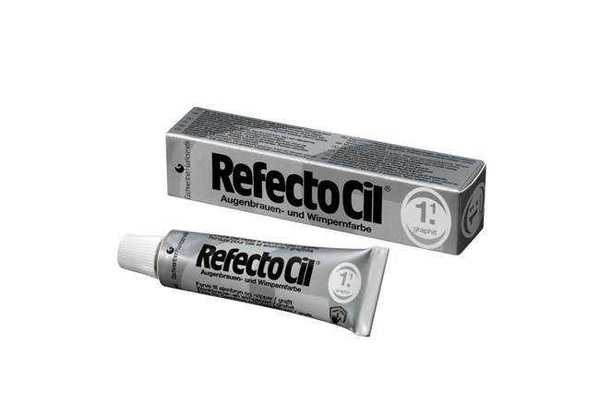 RefectoCil - RefectoCil Kaş ve Kirpik Boyası No:1.1 Gri 15 ml