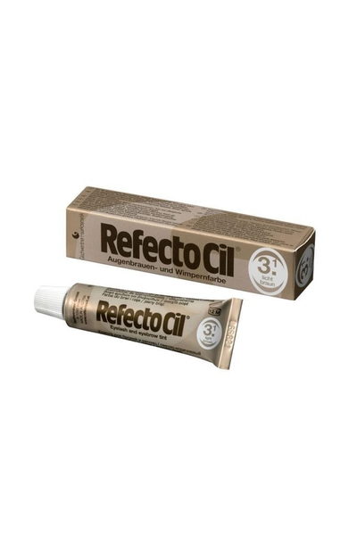 RefectoCil - RefectoCil Kaş ve Kirpik Boyası No:3.1 Açık Kahve 15 ml