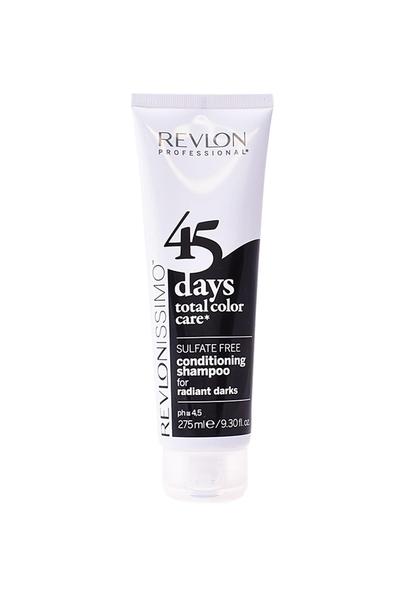 Revlon - Revlon 45 Days Renk Koruyucu Şampuan Radiant Darks 275 ml