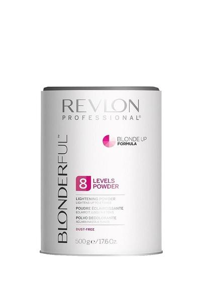 Revlon - Revlon Blonderful 8 Ton Toz Açıcı Mavi 500 g