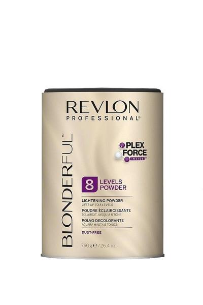 Revlon - Revlon Blonderful 8 Ton Toz Açıcı Mavi 750 g