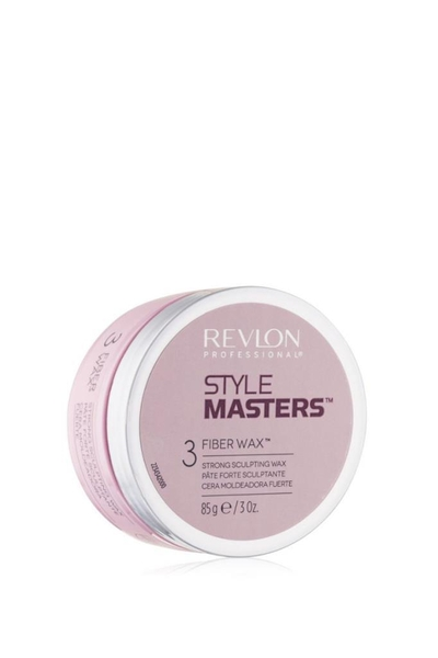 Revlon - Revlon Style Masters Güçlü Tutuşlu Fiber Wax 85 g