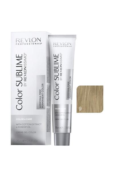 Revlon - Revlonissimo Color Sublime Color & Care 9 Çok Açık Kumral