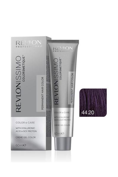 Revlon - Revlonissimo Colorsmetique Color & Care 44.20 C5 Yoğun Orta Kahve Viole