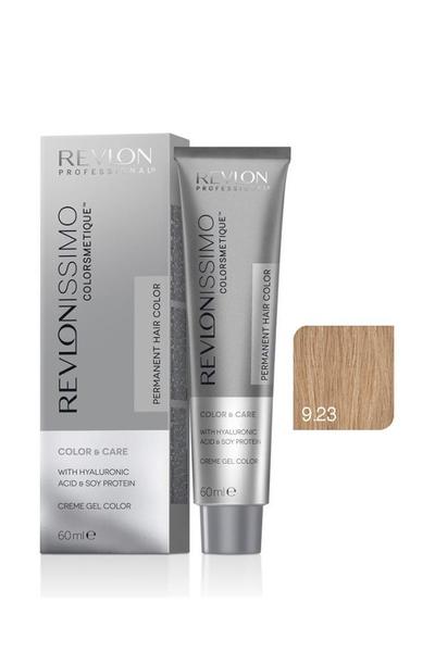 Revlon - Revlonissimo Colorsmetique Color & Care 9.23 Açık İnci Bej Sarısı